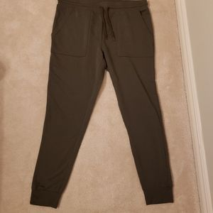 2/$15 George Women's Jogging Pants Terry Lining Size Large